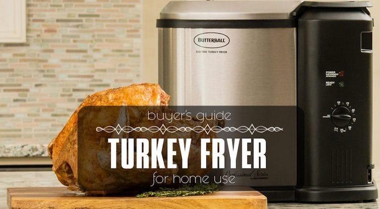 best turkey fryer reviews