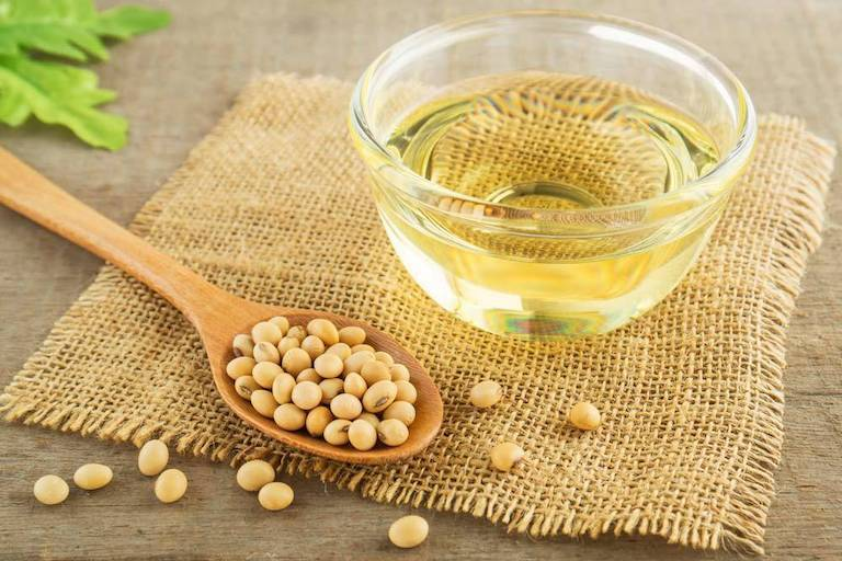 Soybean Oil substitute for peanut oil