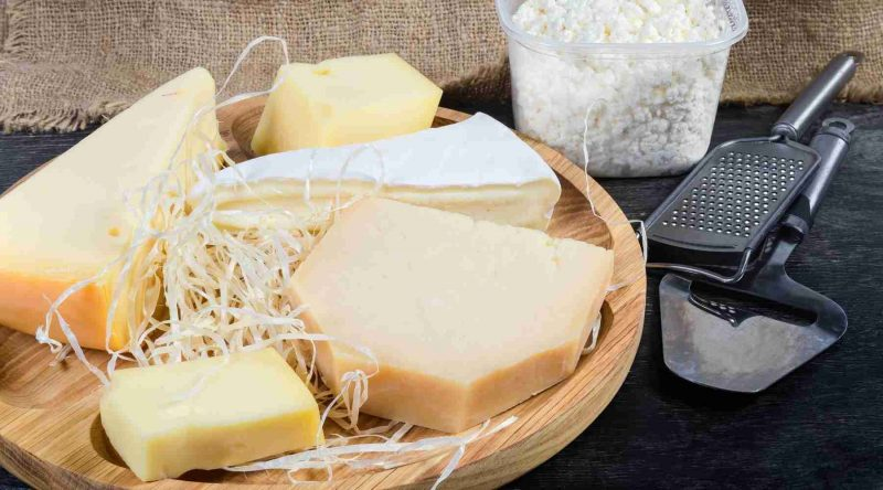 Tips for Slicing Cheese